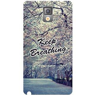Samsung Galaxy Note 3 Keep Breathing