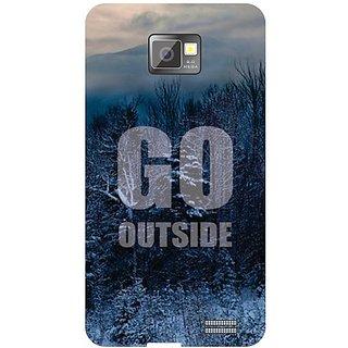 Samsung Galaxy S2 Go Outside