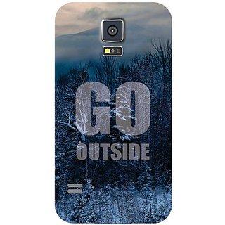 Samsung Galaxy S5 Go Outside