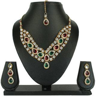 Bridal Haram Kundan Necklace Set