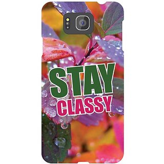 Samsung Galaxy Alpha G 850 Stay Classy