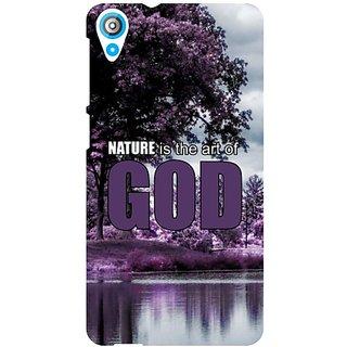 HTC Desire 820 Q Nature God