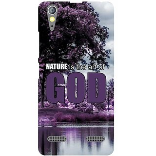 Lenovo A6000 Nature God