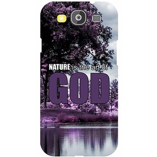 Samsung Galaxy S3 Neo Nature God