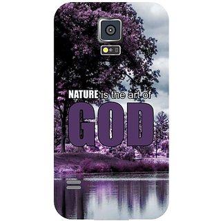 Samsung Galaxy S5 Nature God