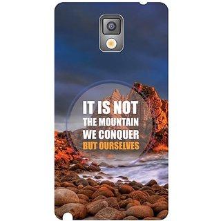 Samsung Galaxy Note 3 We Conquer