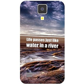 Samsung Galaxy S4 Water in a River