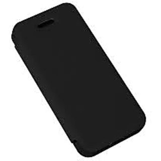 Apple iPhone 5 Flip Cover Black
