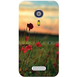 Micromax A 116 Wow Flowers