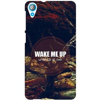 HTC Desire 820 Wake Me Up