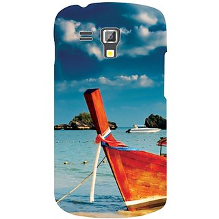 Samsung Galaxy S Duos 7582 Ships Over Water