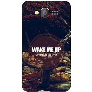 Samsung Grand 2 Wake Me Up