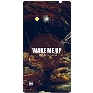 Nokia Lumia 720 Wake Me Up