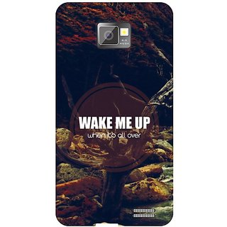 Samsung Galaxy S2 Wake Me Up