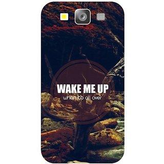 Samsung Galaxy S3 Wake Me Up