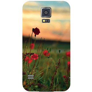 Samsung Galaxy S5 Wow Flowers