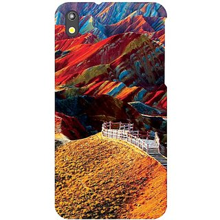 HTC Desire 816 G Colorful Hills