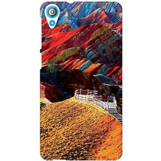HTC Desire 820 Q Colorful Hills