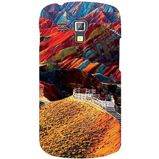 Samsung Galaxy S Duos 7582 Colorful Hills