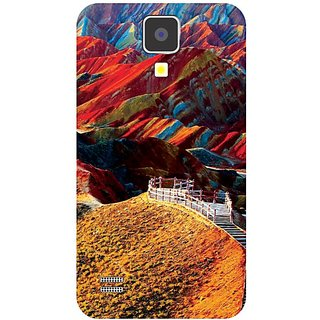 Samsung Galaxy S4 Colorful Hills