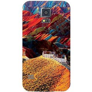 Samsung Galaxy S5 Colorful Hills