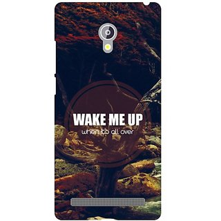 Asus Zenfone 6 A601CG Wake Me Up