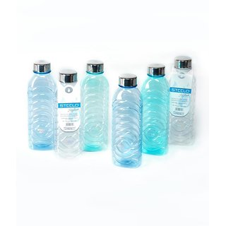 Steelo 900ml x 6 pcs PET Bottle Set (Stylus)