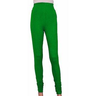 b6a5f8bf14 Women Cotton Green Legging