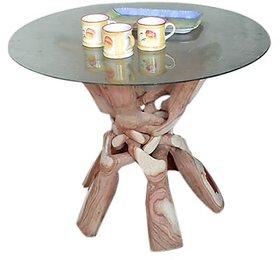 Wooden Folding Coffee Table 5 Legs