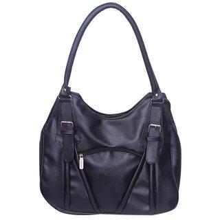 Divyanshi Collection Black shoulder Bag
