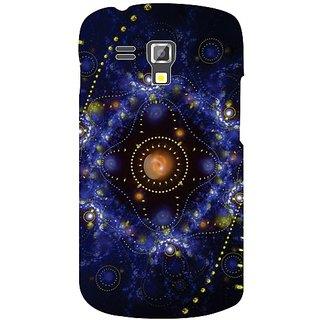 Samsung Galaxy S Duos 7562 Blue Art