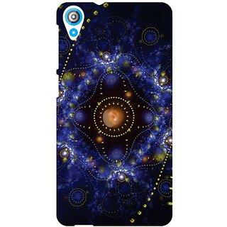 HTC Desire 820 Q Blue Art