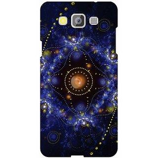 Samsung Galaxy Grand Max SM-G7200 Blue Art