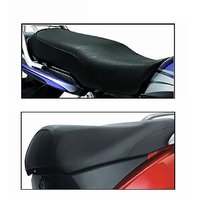 Uneestore-Seat Cover Letherite -Bike/Scooter Universal Seat Cover Letherite  abc2685