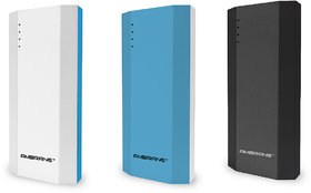 Ambrane P-1111- 10000 mAh Power Bank  (Assorted Colors)