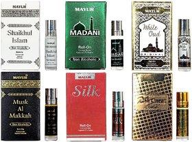 Mayur Different Arabian Fragrances Of 8 ml Each