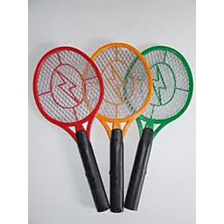 Set of 2 Rechargeable Mosquito Bat/Rackets