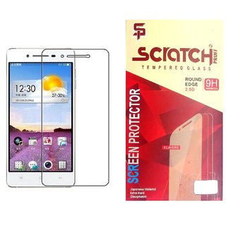 Scratch Pruff Of Tempered Glass Screen Protector For Oppo Neo 5