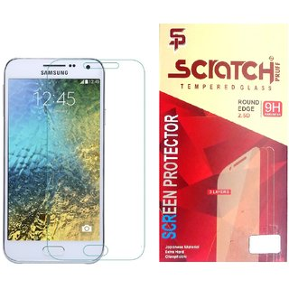 Scratch Pruff Of Tempered Glass Screen Protector For Samsung Z3