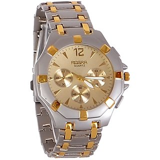 TOREK ROSRA FINEX CASUAL AND PARTYWEAR ANALOG WATCH FOR BOYS,MEN