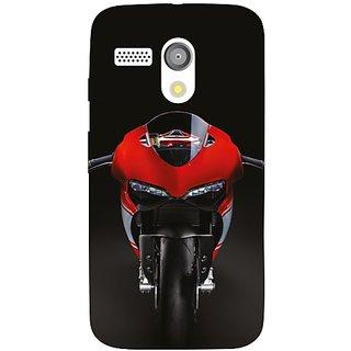 Moto G Black Beauty