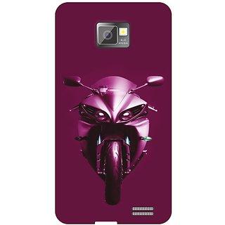Samsung Galaxy S2 Purple Ride