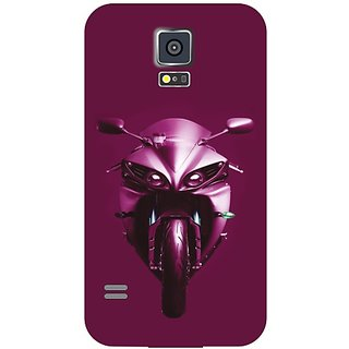 Samsung Galaxy S5 Purple Ride