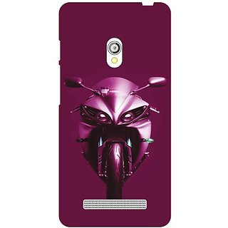 Asus Zenfone 5 Purple Ride