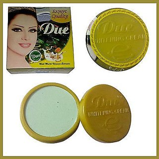 DUE WHITENING CREAM (EXPORT QUALITY)