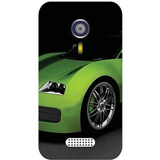 Micromax A 116 Green Car
