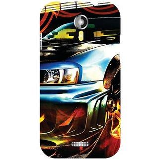 Micromax A 117 Attractive Car