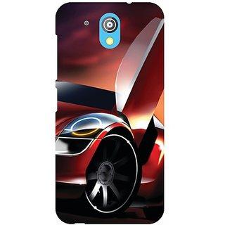 HTC Desire 526G Plus Door Open
