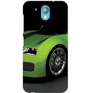 HTC Desire 526G Plus Green Car