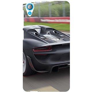 HTC Desire 820 Racing Car